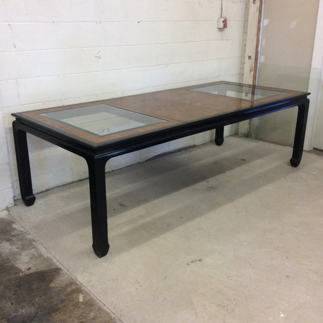 Century Furniture Chin Hua Dining Table For Sale In Richmond - Image 6 of 6