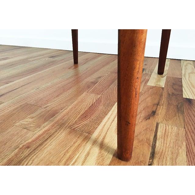 Brown Tove & Edvard Kindt-Larsen 1960s Danish End Table For Sale - Image 8 of 9