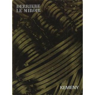 Zoltan Kemeny, Dlm No. 172, Book, 1968 For Sale