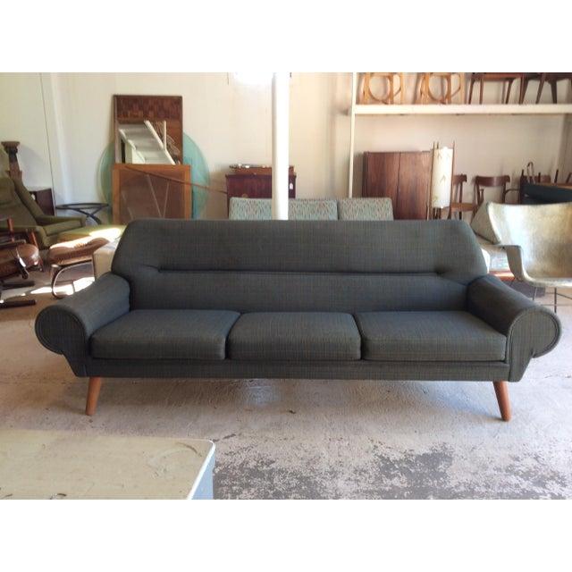 Rare Kurt Ostervig Ryesberg Mobler Danish Sofa For Sale - Image 10 of 10