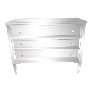 Custom Mirrored Dresser