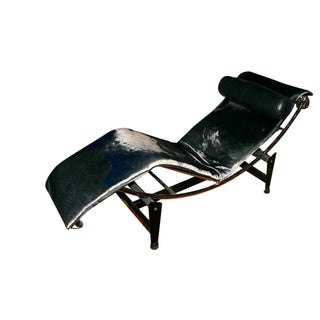 Mid Century Le Corbusier Style Lounge Chair Preview