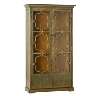 Antiqued Aspen Cabinet