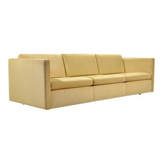 Charles Pfister Sofa by Knoll For Sale