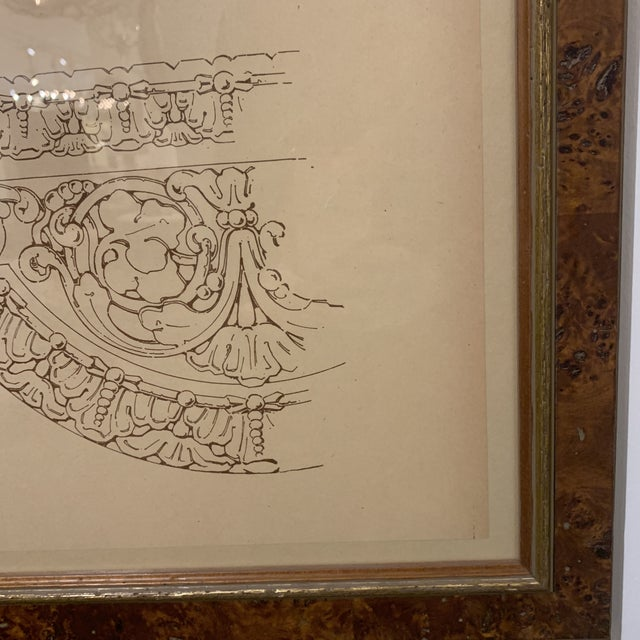 Late 19th Century Antique Architectural Print For Sale In Houston - Image 6 of 13