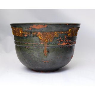 """Moss Side"" Ceramic Vessel by Andrew Wilder Preview"