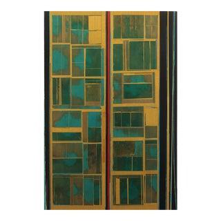 """Projections No. 9"" Original Artwork by Alexander Eulert For Sale"