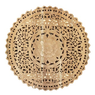 Round Lotus Small Panel For Sale