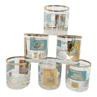 SC Lowball Riverboat Glasses - Set of 6