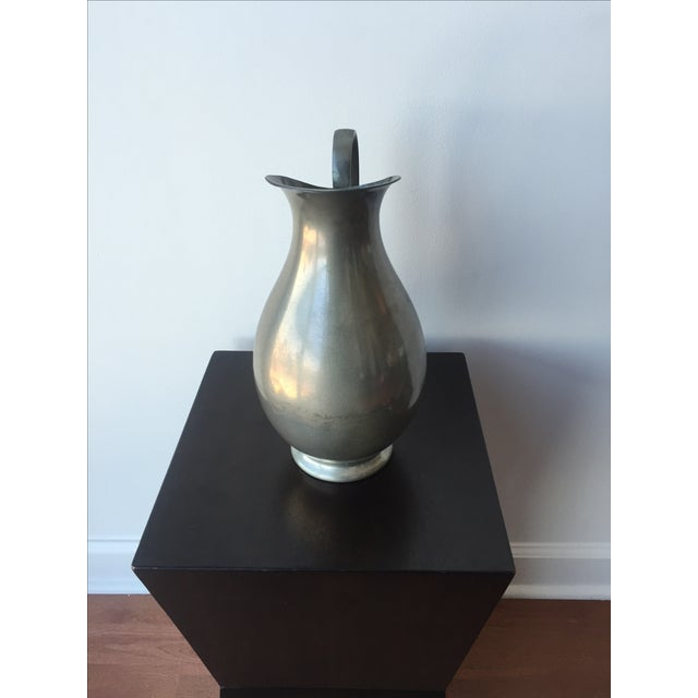 Pewter Pitcher - Image 5 of 10