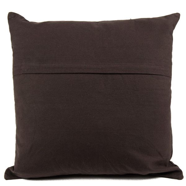 Suzani Brown Pillow - Image 2 of 3