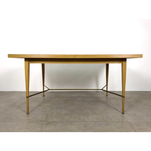 1950s 1950s Vintage Paul McCobb Irwin Calvin Dining Table For Sale - Image 5 of 11