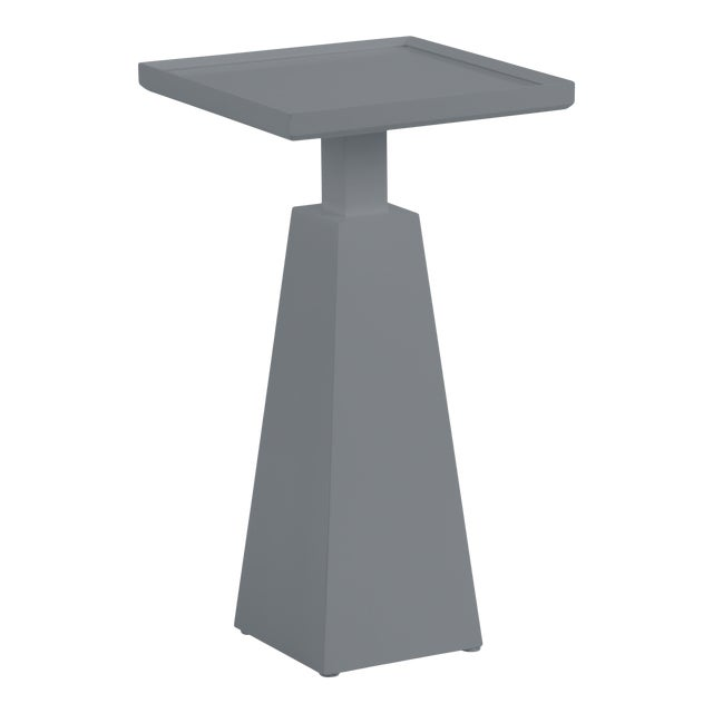 Casa Cosima Hayes Spot Table, Dior Gray For Sale