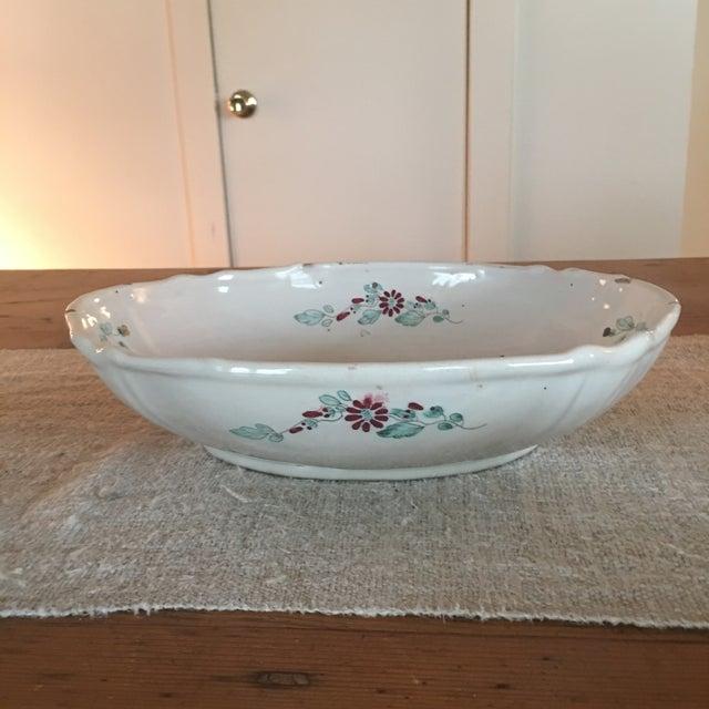 Deruta Antique Deruta Italy Pottery Dinnerware Set - 34 Pieces For Sale - Image 4 of 13