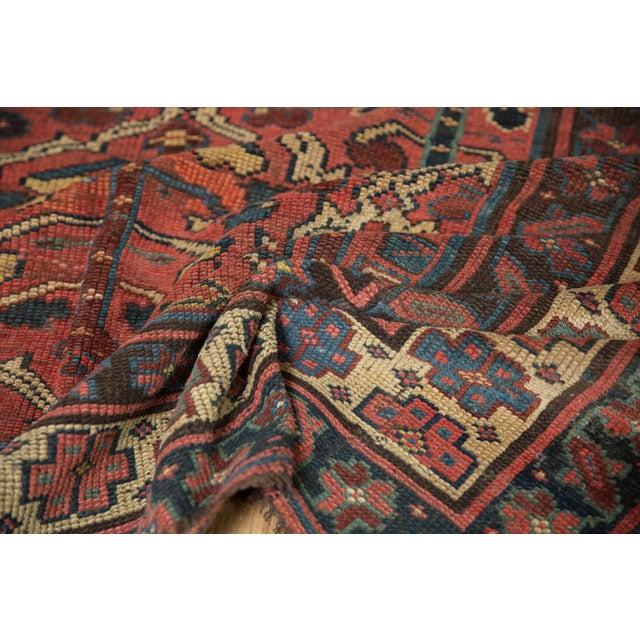 "Islamic Vintage Kurdish Square Carpet - 5'5"" X 6'2"" For Sale - Image 3 of 12"