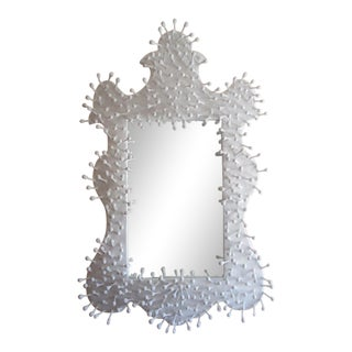 Georges III Oversized Mirror by Diane Grant For Sale