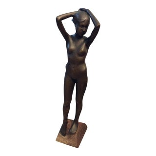 Jenny at 15 & a Half, Sculpture For Sale