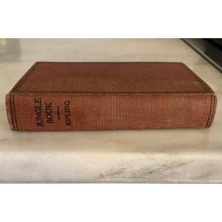 """1928 Stamped """"Jungle Book"""" by Rudyard Kipling Preview"""