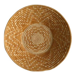 African Style Woven Basket For Sale
