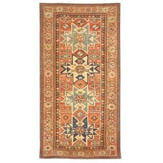 Antique Caucasian Lesghi Rug For Sale
