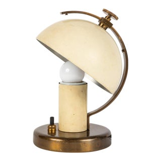 1930s Erik Tidstrand Table Lamp for Nordiska Kompaniet For Sale