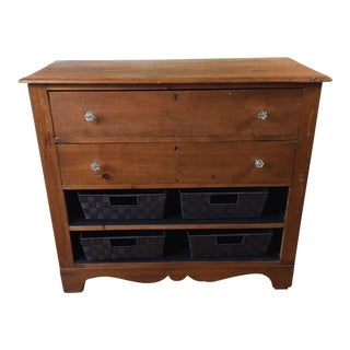 Upcycled Antique Dresser