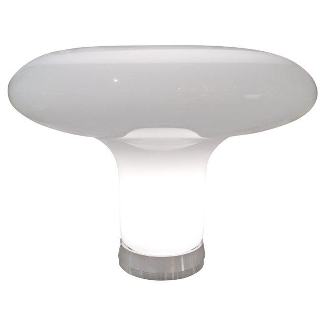 Italian Lareico Mushroom Lamp For Sale
