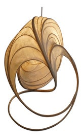 Image of Newly Made Bentwood Pendant Lighting