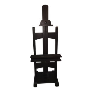 "Restoration Hardware 80"" Tv Easel Stand"