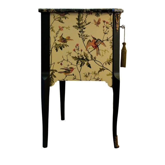 1920s 1920s Louis XV Style Chest Of Drawers For Sale - Image 5 of 12