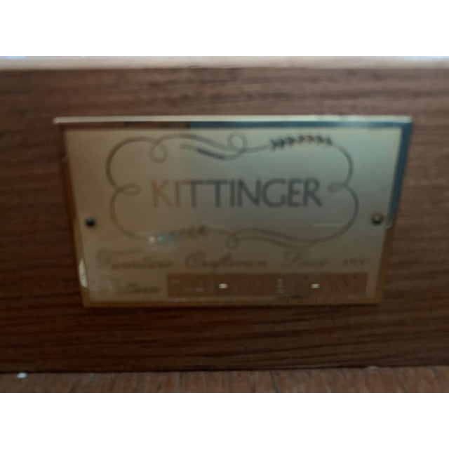 1980s 1980s American Classical Kittinger Stand Up Desk For Sale - Image 5 of 6