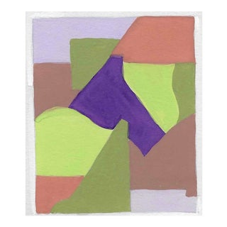 Abstract Miniature Design by Breedlove 1960s For Sale