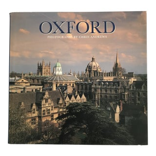 """1999 """"Oxford"""" Signed First Edition Book For Sale"""
