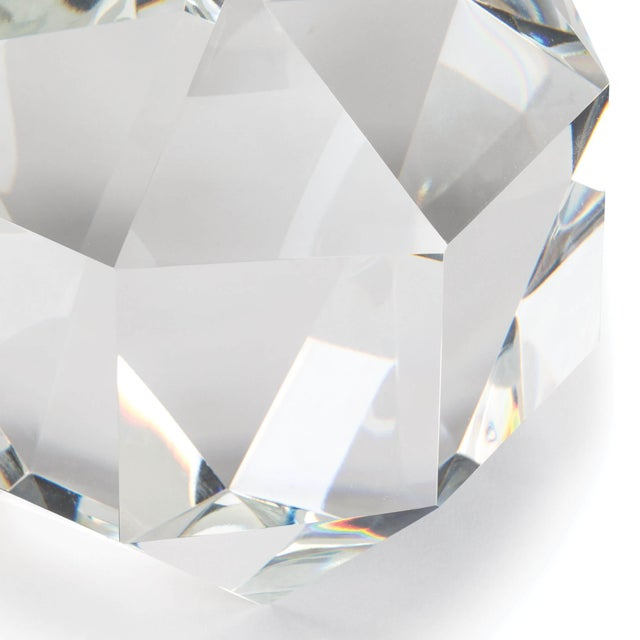 Crystal Octahedrons Small For Sale - Image 4 of 6