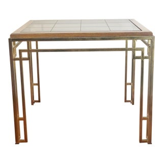 Chinoiserie Brandt Side Table For Sale