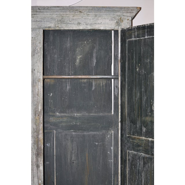 19th Century Painted Armoire - Image 3 of 5