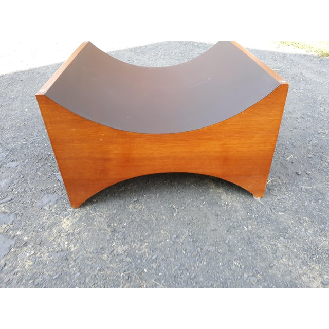 Danish Modern Teak Coffee Table Base by R S Associates For Sale - Image 11 of 11