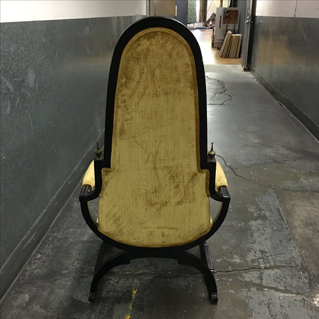 Circa 1930's Empress Chair - Image 9 of 9