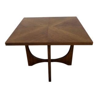 1960s Mid-Century Modern Broyhill Brasilia Side Table For Sale