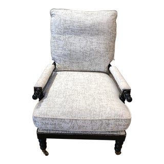 Early 21st Century Vintage Traditional Yankee Spool Chair For Sale