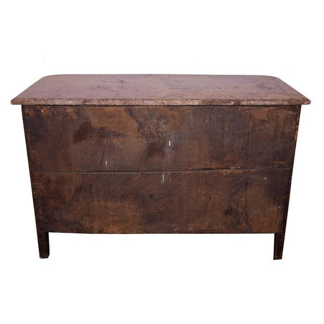 French Regence Inlaid Commode For Sale - Image 4 of 5