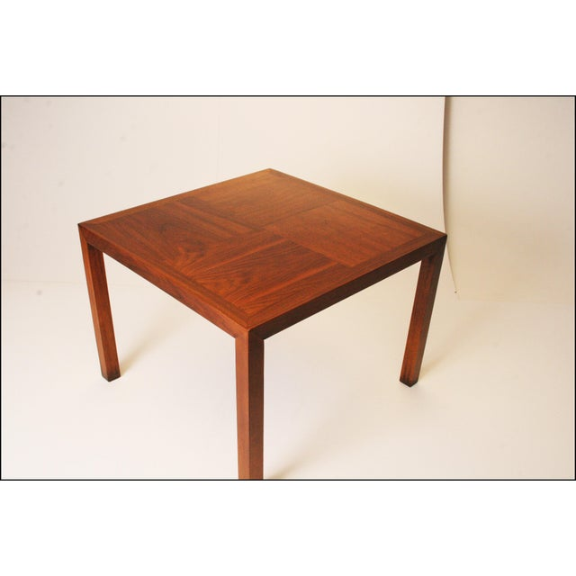 Lane Mid-Century Danish Modern Parsons Coffee Table - Image 5 of 11