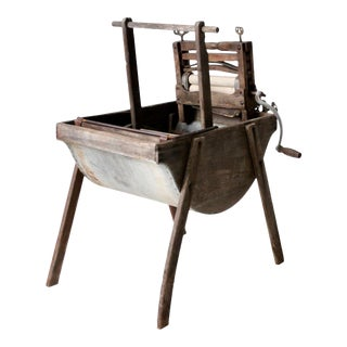 Antique Washing Machine For Sale