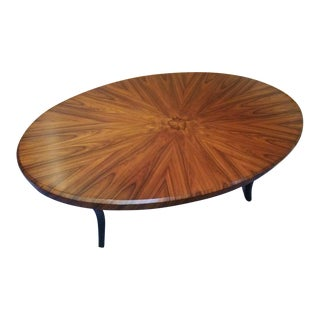 Mid Century Modern Jonathan Charles Coffee Table For Sale