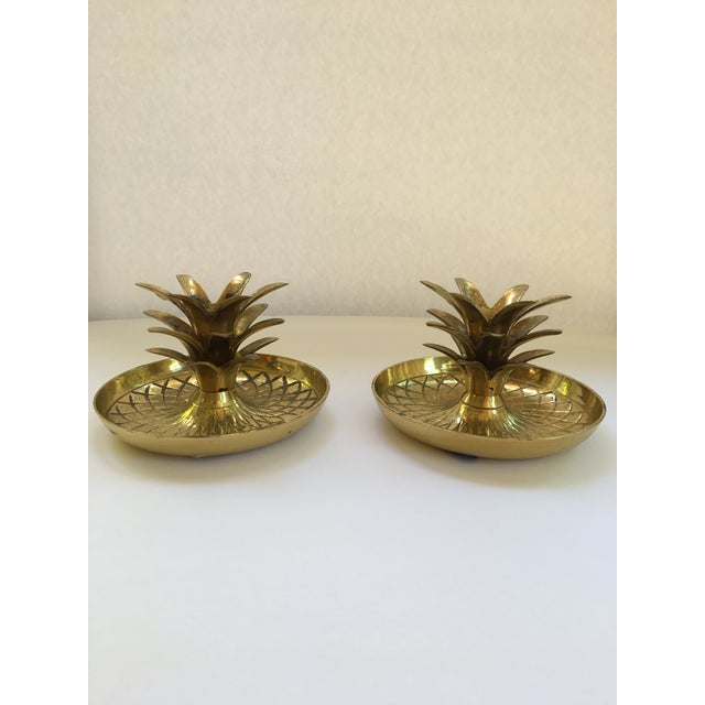 These pineapple, which is the Southern symbol of hospitality, candle holders would be a great addition to your tablescape!