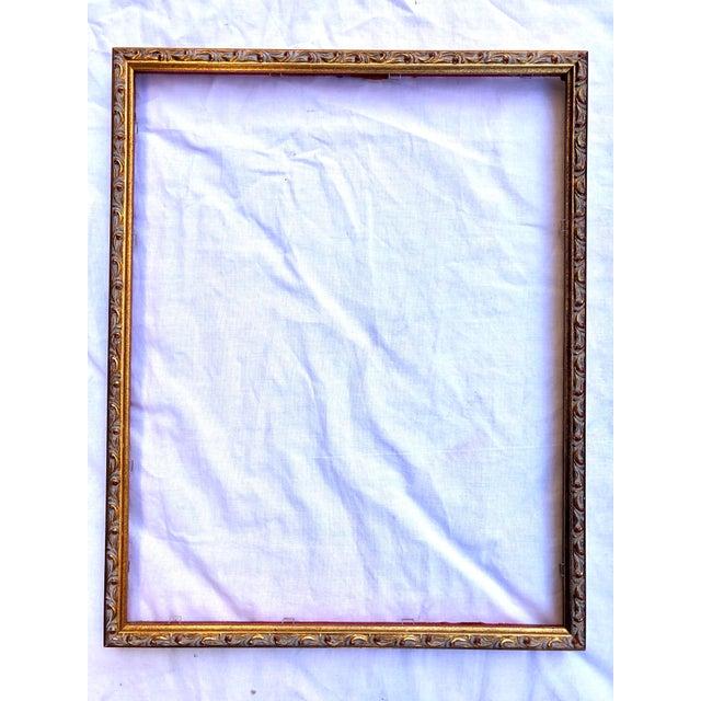 Vintage Boho Chic Wood Frames - Set of 8 For Sale - Image 10 of 13