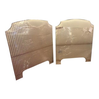 Upholstered Twin Headboards For Sale