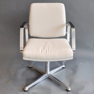 Pair of Vintage Office Swivel Chairs Preview