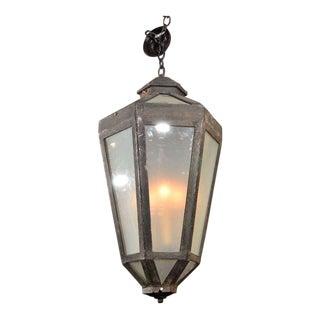 Vintage French Lantern For Sale