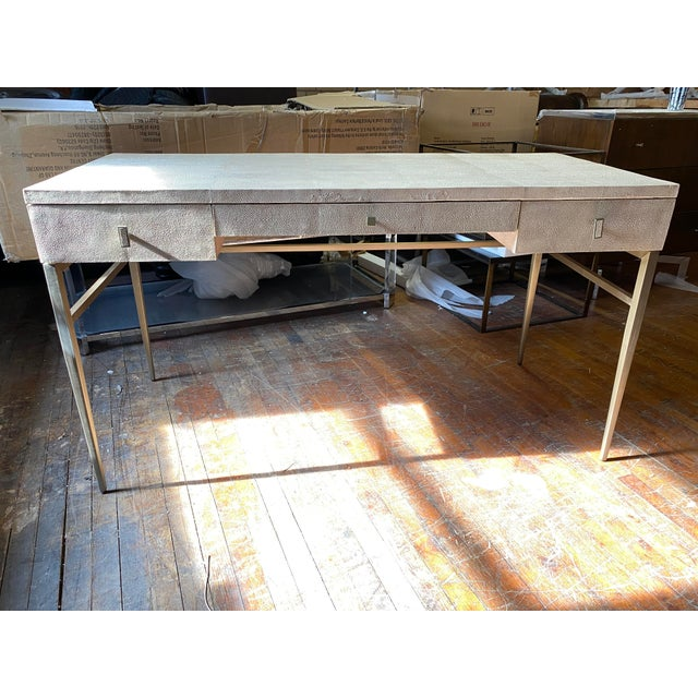 Mitchell Gold + Bob Williams Mitchell Gold + Bob Williams Solange Writing Desk For Sale - Image 4 of 9